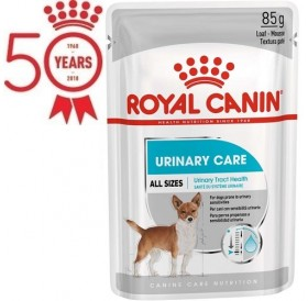 Royal Canin Urinary Care Dog Mousse /харна за израснали кучета за поддържане здравето на уринарния тракт/-12x85гр