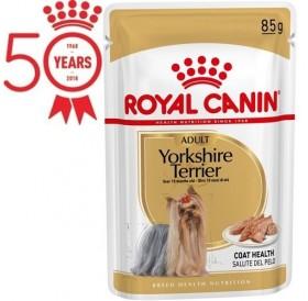Royal Canin Yorkshire Adult Wet /храна за израснали кучета от порода Йоркширски териер/-12x85гр