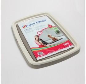 Savic® Puppy Trainer Starter Kit Large /поставка+абсорбиращи подложки (памперси) 60х45см/-60х48х4см