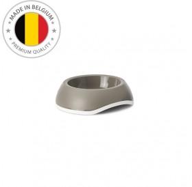 Savic Plastic Bowl Delice 1 /Пластмасова Купичка С Гумиран Пръстен Против Приплъзване 0,3л/-Ø11,5x5см