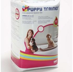 Savic Puppy Trainer Pads Large /абсорбиращи подложки (памперси) 60х45см/-30бр