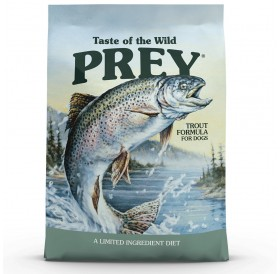 Taste Of The Wild Prey Trout Formula For Dogs /Храна За Кучета С Пъстърва/-11,34кг