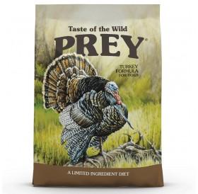 Taste Of The Wild Prey Turkey Formula For Dogs /Храна За Кучета С Пуешко Месо/-11,34кг