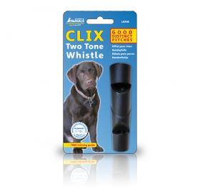 CLIX Two Tone Whistle /свирка два тона за обучение/