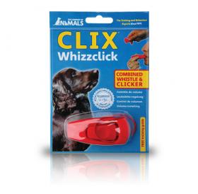 CLIX Whizzclick /комбиниран кликер със свирка/
