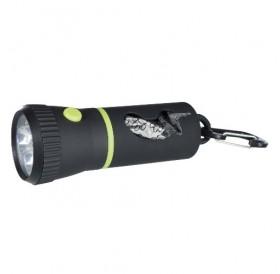 Trixie LED Lamp with Dog Dirt Bag Dispenser /фенерче с LED лампа и дозатор за пликчета/