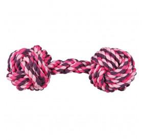 Trixie Rope Dumbbell /играчка за куче въже/-20см