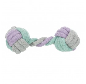 Trixie Junior Rope Dumbbel /играчка за куче въже/-15см