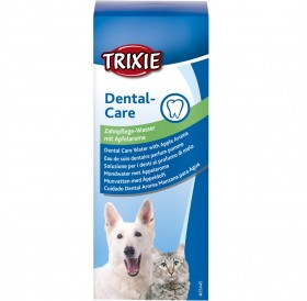 Trixie Dental Care Water With Apple Aroma /Вода За Дентална Грижа С Аромат На Ябълка/-300мл