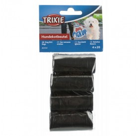 Trixie Poop Bags 4 Rolls Of 20 Bags /WC Пликчета/-20x4бр