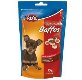 Trixie Snack Baffos /лакомства за куче, меки парченца с говеждо месо/-75гр