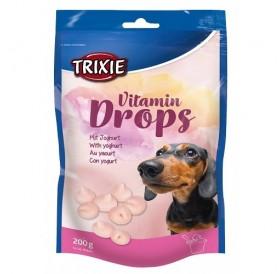 Trixie Vitamin Drops with Yoghurt  /витаминен дропс с йогурт/-200гр