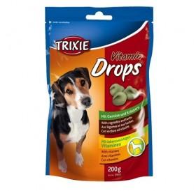 Trixie Vitamin Drops with Vegetable and Herbs /лакомства за куче със зеленчуци и билки/-200гр