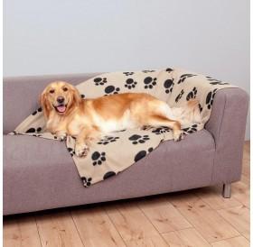 Trixie Barney Blanket Beige /Поларено Одеало/-150x100см