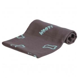 Trixie Beany Blanket Taupe /Поларено Одеало/-100x70см