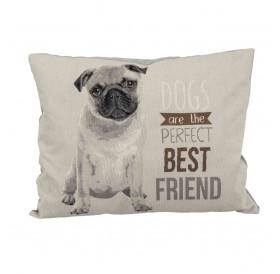 Trixie Chipo Cushion Pug /Мека Възглавница За Куче/-60х48см