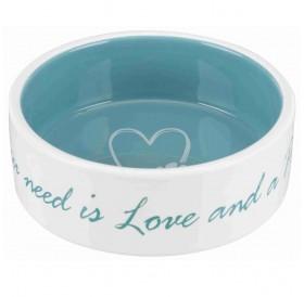 Trixie Pet's Home Ceramic Bowl /Керамична Купa За Храна Или Вода 0,3л/-Ø12см