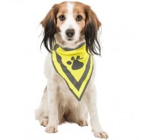 Trixie Safety Neckerchief S-M /Светлоотразителна Кърпа За Куче/-29-42см