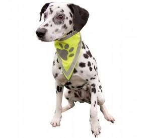 Trixie Safety Neckerchief XS-S /Светлоотразителна Кърпа За Куче/-22-28см