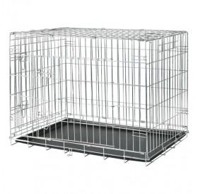 Trixie Home Kennel /Метална Сгъваема Клетка/-78x55x62см