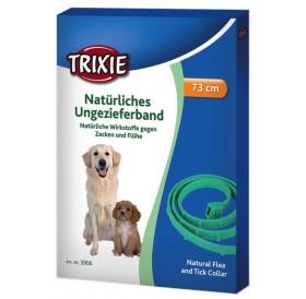 Trixie Natural Parasite Collar /био противопаразитна каишка/-73см