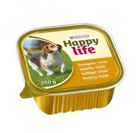 Versele-Laga Happy Life Adult Terrine Poultry /терини от птиче месо за израснали кучета/-300гр