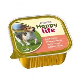 Versele-Laga Happy Life Adult Terrine Salmon /терини от сьомга за израснали кучета/-300гр