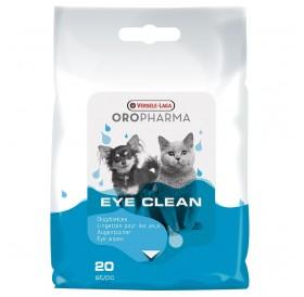 Versele-Laga Oropharma Eye Clean Wipes /кърпички за очи напоени с лосион за ежедневна грижа/-20бр