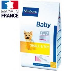 Virbac HMP Veterinary Baby Small&Toy /храна за подрастващи кученца миниатюрни и дребни породи/