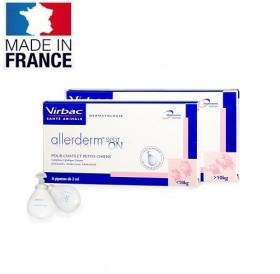 Virbac Allerderm® Spot-on 2ml /пипети за локална терапия възстановяващи кожната бариера за кучета и котки/-6бр