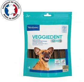 Virbac VeggieDent XSmall /Дентални Ламели За Кучета Малки Породи/-15бр