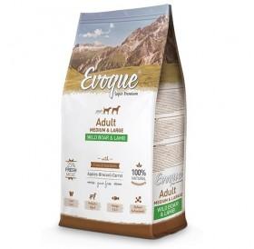 Evoque® Adult Mini Wild Boar&Lamb /храна за израснали кучета дребни породи с месо от диво прасе и агне/