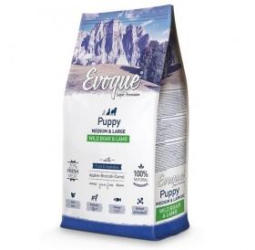 Evoque® Puppy Medium/Large Wild Boar&Lamb /храна за подрастващи кученца средни и големи породи с месо от диво прасе и агне/