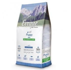 Evoque® Puppy Mini Wild Boar&Lamb /храна за подрастващи кученца дребни породи с месо от диво прасе и агне/