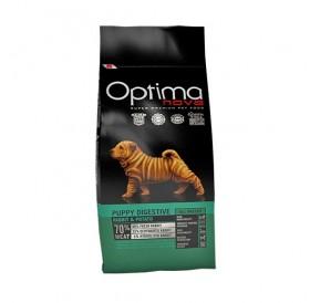 Optima nova Puppy Digestive Rabbit&Potato /храна за подрастващи кученца от всички породи с чувствителна храносмилателна система/