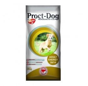Proct-Dog Adult Energy /храна за активни израснали кучета от всички породи/-20кг