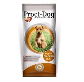 Proct-Dog Puppy Chicken /храна за подрастващи кученца от всички породи/
