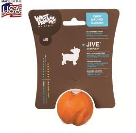 West Paw® Design Jive Dog Ball XS /играчка за куче отскачаща топка/-Ø5см