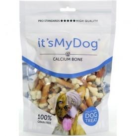 it's My Dog Calcium Bone /лакомства за куче калциеви кокалчета обвити в пилешко месо/-85гр