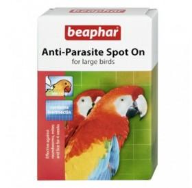Beaphar Anti-Parasite Spot on /противопаразитни пипети за едри птици/-2бр