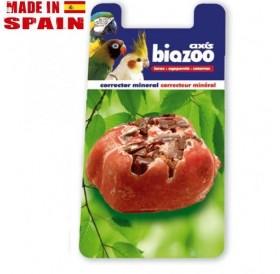 Biozoo Pepper Mineral Corrector /минерален блок с чушка за средни и големи папагали/