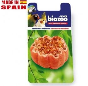 Biozoo Tomato Mineral Corrector /минерален блок с домат за средни и големи папагали/