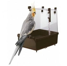 Ferplast L 101 /баня за среден папагал/-23,5x15,5x24см