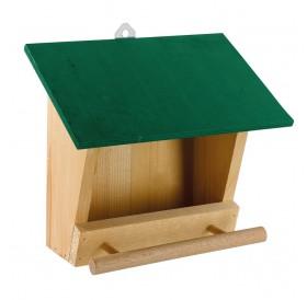 Ferplast Natura F4 /градинска хранилка за диви птички/-25x13,6x22,2см
