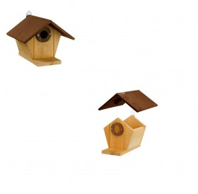 Ferplast Natura N3 Nest /къщичка за диви птички/-21x21,3x16,6см