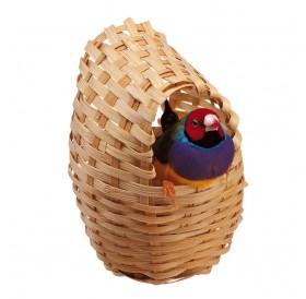 Ferplast PA 4452 /гнездо за финки амадини канарчета и вълнисти папагали/-Ø10,6x11,5см