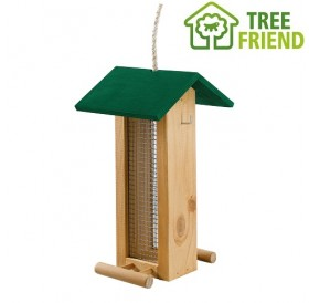Ferplast Natura F5 /градинска хранилка за диви птички/-14,6x15,3x27см