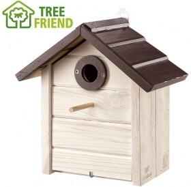 Ferplast Natura N6 Nest /къщичка за диви птички/-26x15,8x27,4см