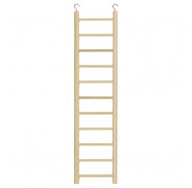 Ferplast PA 4004 /дървена стълба за птички 9 стъпала/-8,9x37см