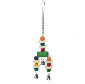 Ferplast PA 4092 /цветна дървена играчка-универсална/-9/32см